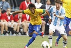 Argentina - Brazil: Huyết hận thâm thù