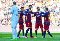 "Barcelona 6-0 Getafe: ""Độc cô cầu bại"""