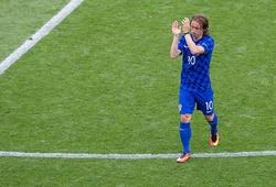 Croatia nhận hung tin về Modric trước trận quyết đấu Tây Ban Nha