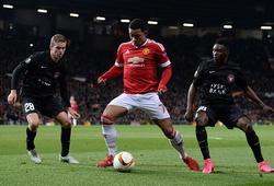 Depay phấn khích khi M.U thắng đậm FC Midtjylland