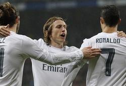 Real dẫn đầu danh sách Vua phá lưới EURO 2016