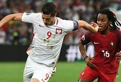 Lewandowski và Renato Sanches cùng được vinh danh
