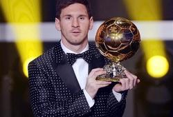 """Giành Bóng vàng, Messi """"hại"""" thêm khối cầu thủ"""