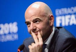 """Gianni Infantino: """"Tôi không giống Blatter"""""""