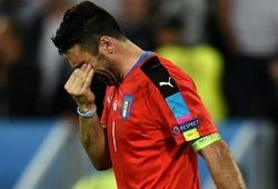Giọt nước mắt Buffon trong ngày chia tay