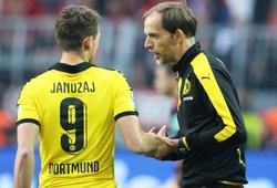 HLV trưởng Dortmund chê bai cầu thủ M.U