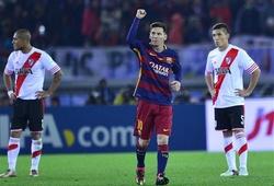 """""""Họa điên mới không trao Bóng Vàng cho Messi"""""""