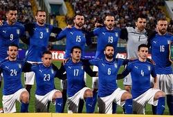 Italia bị lộ đội hình tham dự VCK EURO 2016