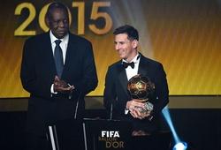 Quả bóng Vàng FIFA 2015: Chỉ có thể là Messi