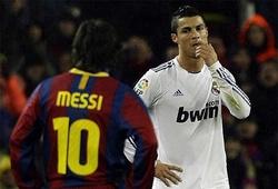 Ronaldo vs. Messi: Cuộc chiến chưa có hồi kết