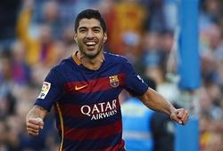 Luis Suarez: Chiến binh không phổi