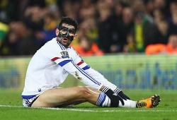 Tiết lộ về chấn thương của Diego Costa