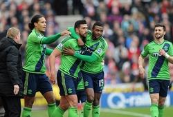Video Ngoại hạng Anh: Stoke City 1-2 Southampton