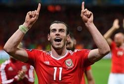 Xứ Wales 3-1 Bỉ: Bale vẫn là số 1