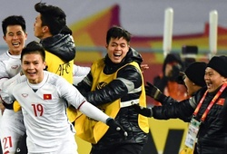 Thắng loạt sút luân lưu, Việt Nam vào chung kết U23 châu Á 2018