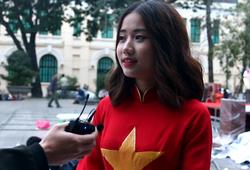 Video: Bạn có đi bão nếu U23 Việt Nam thua ở trận chung kết?