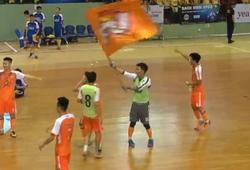 Video kết quả: ĐH FPT lần thứ 2 vô địch Futsal VUG khu vực Hà Nội