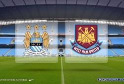 21h00- 11/05 – Truyền hình trực tiếp: Man City vs West Ham