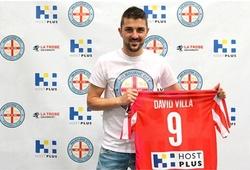 David Villa phải cày ải ở Australia trước khi sang Mỹ