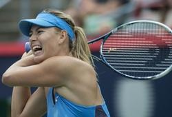 Vòng 3 Rogers Cup 2014: Sharapova không có duyên ở Canada