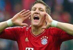Bayern Munich 2-0 Mainz 05: Dấu ấn Schweinsteiger