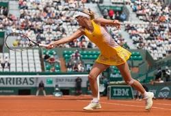 Karin Knapp 0-2 Caroline Wozniacki: Khởi đầu nhẹ nhàng
