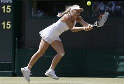 Caroline Wozniacki 2-0 Camila Giorgi