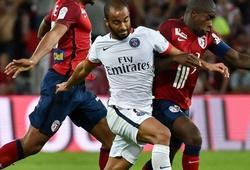 Lille 0-1 PSG: Viên gạch đầu tiên