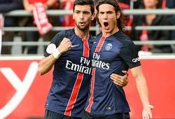 Reims 1-1 PSG: Kịch tính phút chót