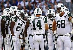 Đội bóng bầu dục New York Jets: Mang… giấy vệ sinh đi du đấu