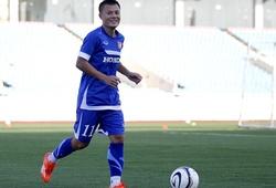 Thành Lương bị loại trước trận đấu với Iraq