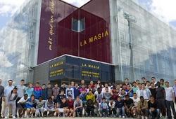 "La Masia: Cỗ máy ""nhai"" tiền"