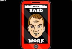Brendan Rodgers bị sa thải chỉ sau 1 tin nhắn