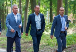 """Đội tuyển Hà Lan: Những kẻ làm xìu """"Cơn lốc"""""""