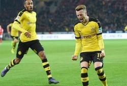 Mainz 05 0-2 Borussia Dortmund: Tìm lại mạch cảm xúc