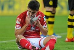 Vòng 9 Bundesliga 2015/16 qua ảnh