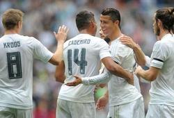 Real Madrid có đội hình đắt nhất Châu Âu