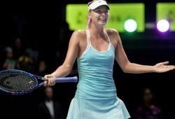 Maria Sharapova 2-1 Agnieszka Radwanska