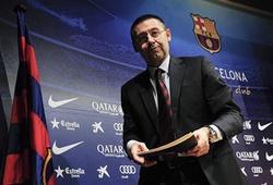 Bartomeu muốn gì khi tố Barca đang bị đánh hội đồng?