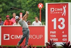 Golf thủ thế giới tề tựu tại CIMB Classic, Malaysia