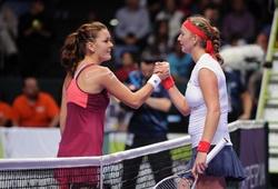Bán kết WTA Finals 2015: Vé cho người chiến bại