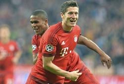 Ngất ngây với bài tập của các cầu thủ Bayern Munich