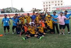 Cà Mau xin thi đấu giải hạng Nhất 2016: Bóng đá được cứu và sẽ sống...