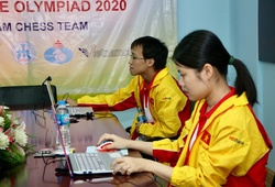 Giải cờ vua Olympiad 2020: Vợ chồng Trường Sơn – Thảo Nguyên tạo ấn tượng