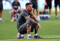 """Messi bị đối thủ đầu tiên """"gây hấn"""" dù chưa chuyển đến PSG"""