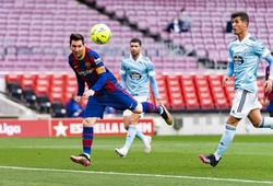 Bàn thắng cuối cùng Messi ghi cho Barca thực hiện thế nào?