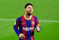 Messi tố trọng tài tìm cách phạt thẻ ngăn chơi Siêu kinh điển