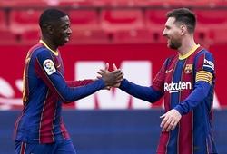 6 lý do để Messi tin vào màn lội ngược dòng trước Sevilla
