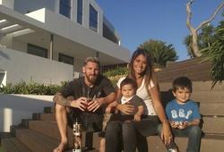 Gia đình Messi ăn mừng tuyển futsal Argentina lọt vào bán kết