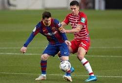 Messi bỏ lỡ cơ hội ghi bàn khó tin khi Barca thua sốc
